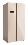 Холодильник Side-by-Side Ascoli ACDG571WG