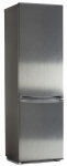 Двухкамерный холодильник Ascoli ADRFI270W