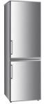 Двухкамерный холодильник Ascoli ADRFI345W