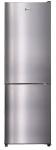 Двухкамерный холодильник Ascoli ADRFI355WE