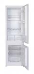 Встраиваемый холодильник Ascoli ADRF229BI